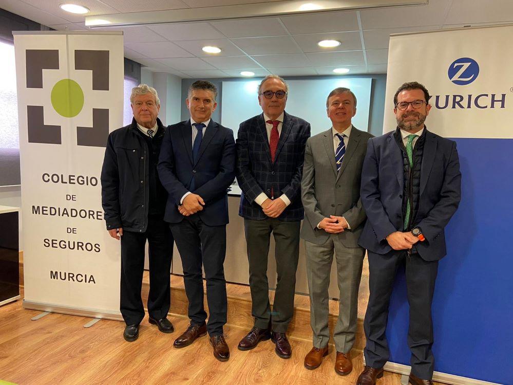 Colegio de Murcia noticias de seguros