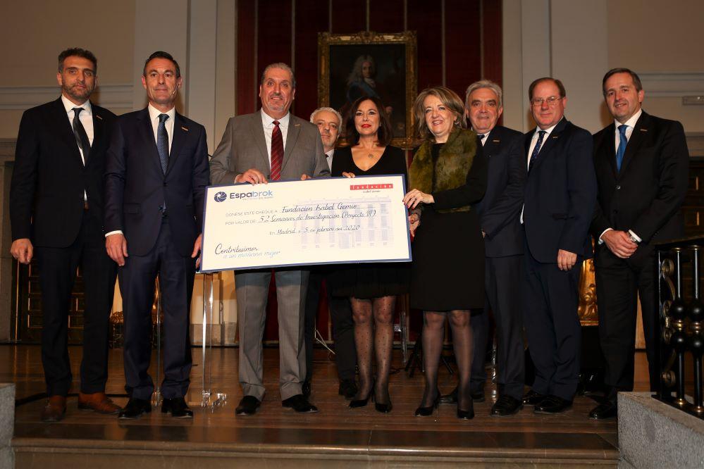 Espabrok VII Premio SOlidario noticias de seguros