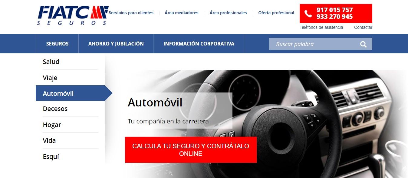 FIATC noticias de seguros