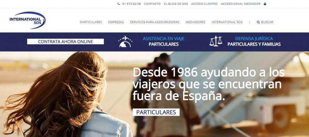 International SOS seguros de viaje noticias de seguros