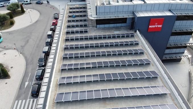 Mapfre energía solar noticias de seguros