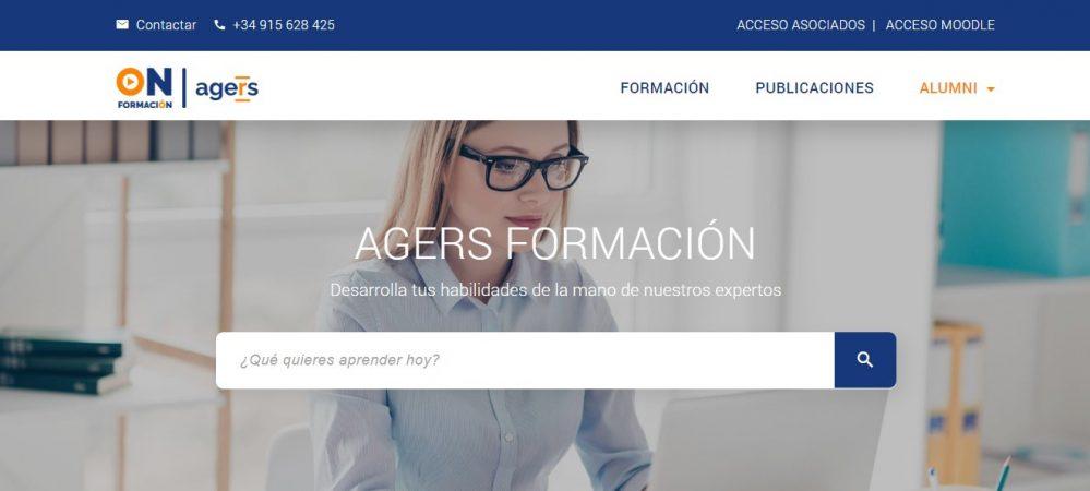 AGERS formación online noticias de seguros