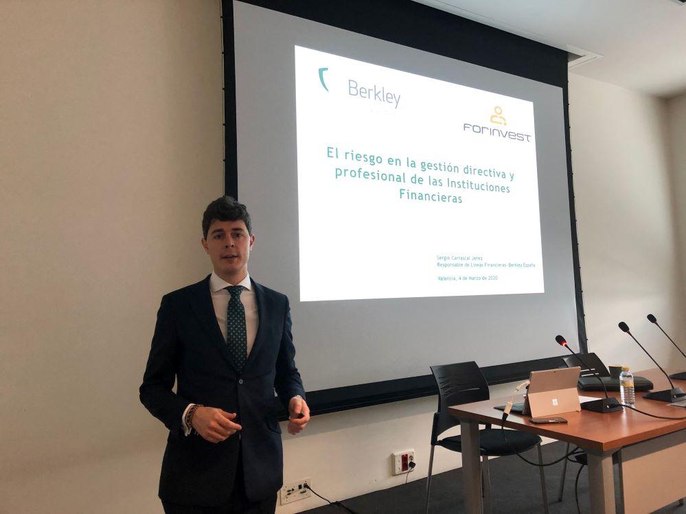 Berkley charla Forinvest noticias de seguros