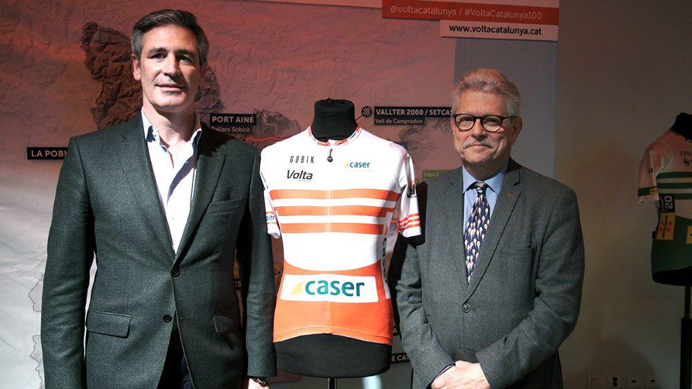 Caser Volta Ciclista a Catalunya noticias de seguros