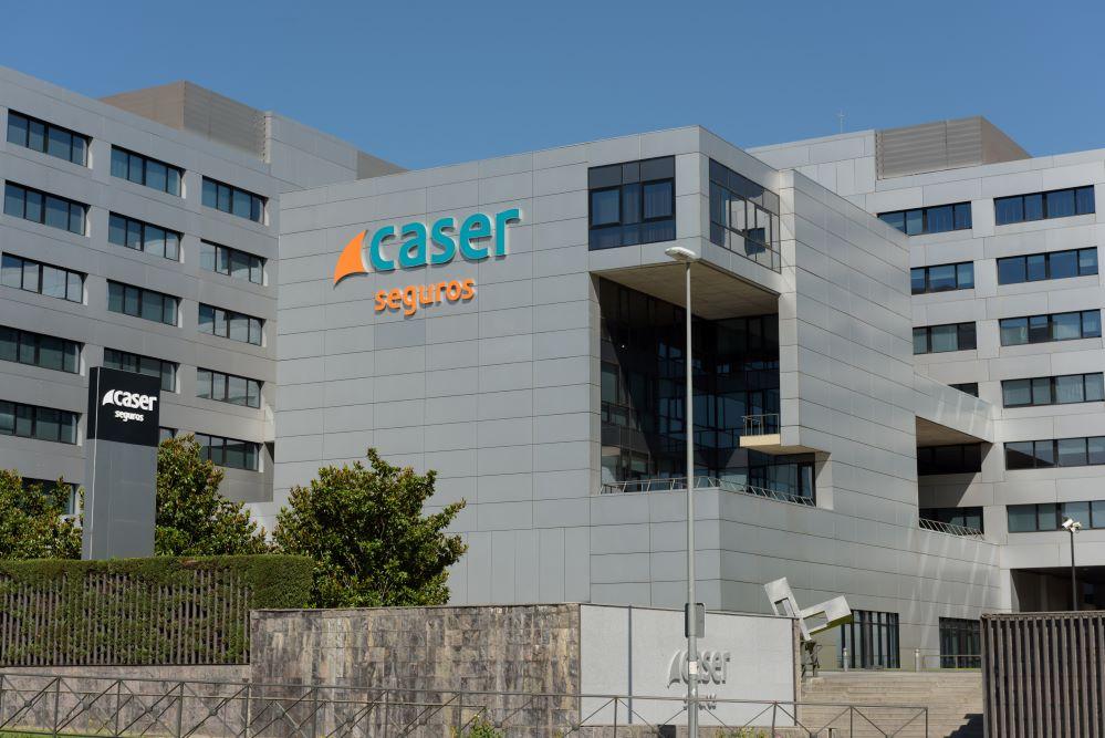 Caser sede Madrid noticias de seguros
