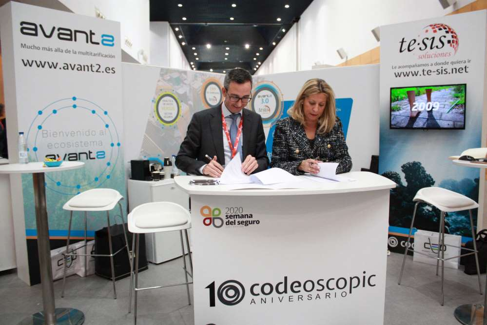 Codeoscopic Congreso Mundial noticias de seguros