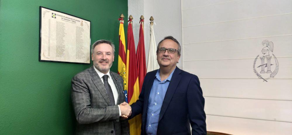 Colegio de Zaragoza acuerdo International SOS