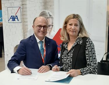 AXA acuerdo Colegio de Madrid noticias de seguros