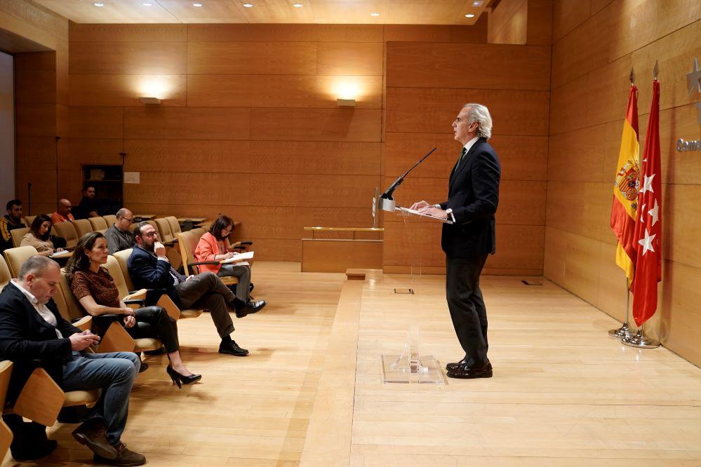 Comunidad de Madrid sanidad privada noticias de seguros