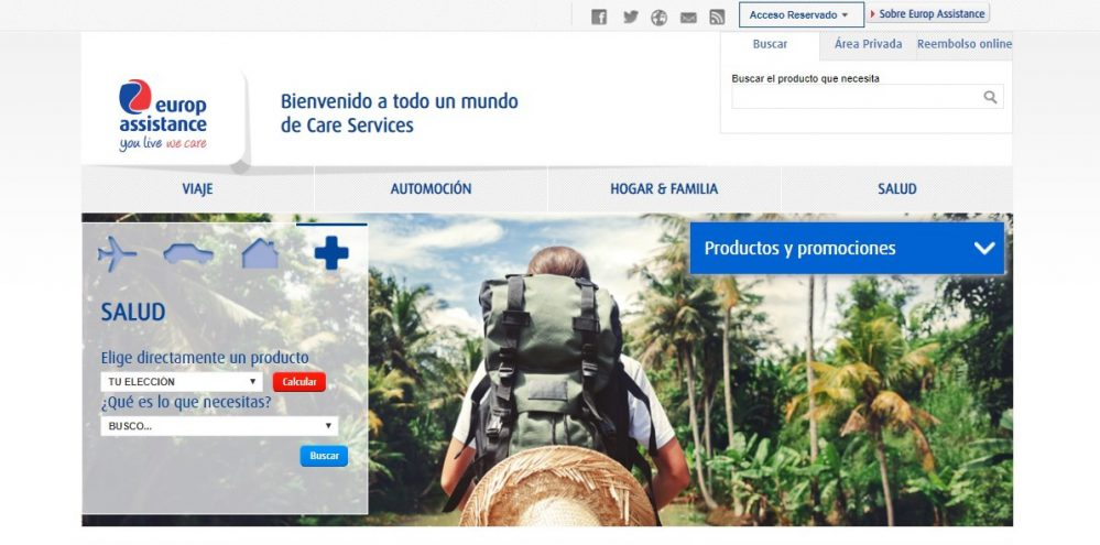 Europ Assistance noticias de seguros