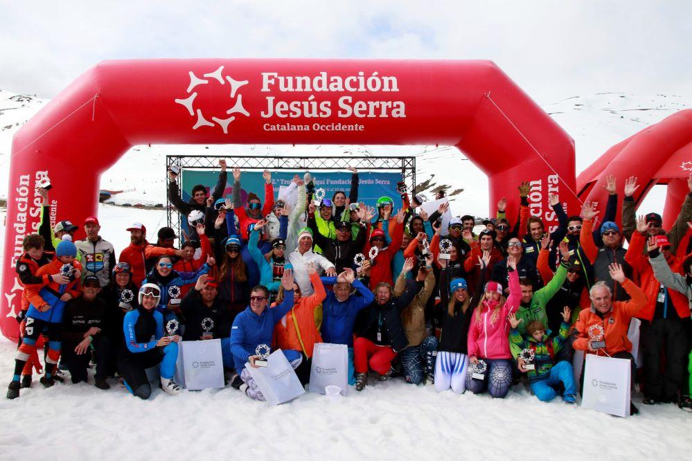 Torneo de esquí Fundación Jesús Serra noticias de seguros