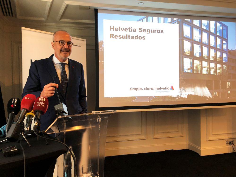 Helvetia Seguros resultados 2019 noticias de seguros