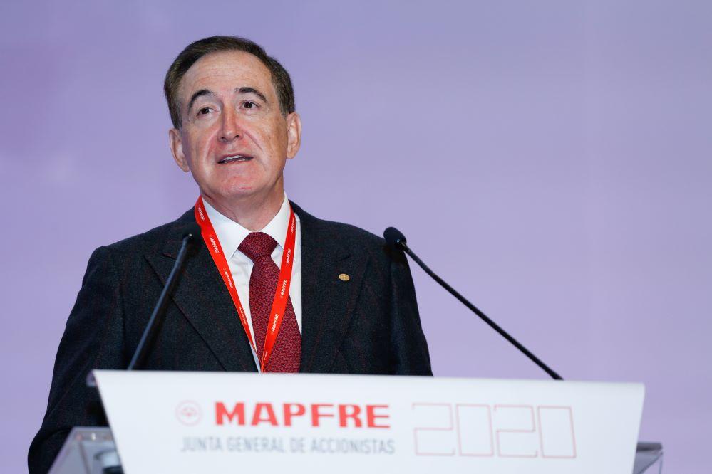 Mapfre Antonio Huertas noticias de seguros
