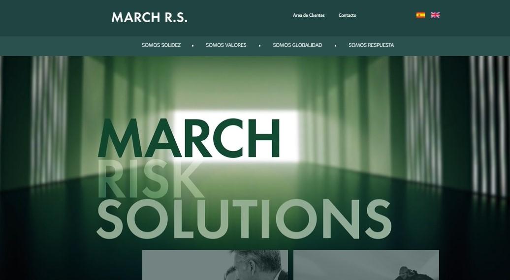 March RS noticias de seguros
