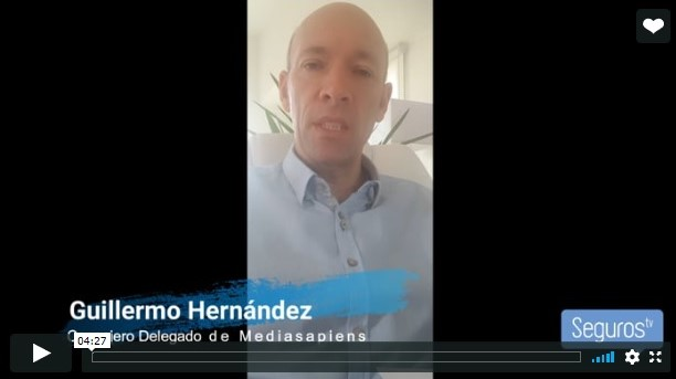 Televisión audiencias Mediasapiens noticias de seguros