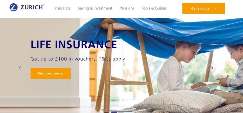 Zurich UK noticias de seguros