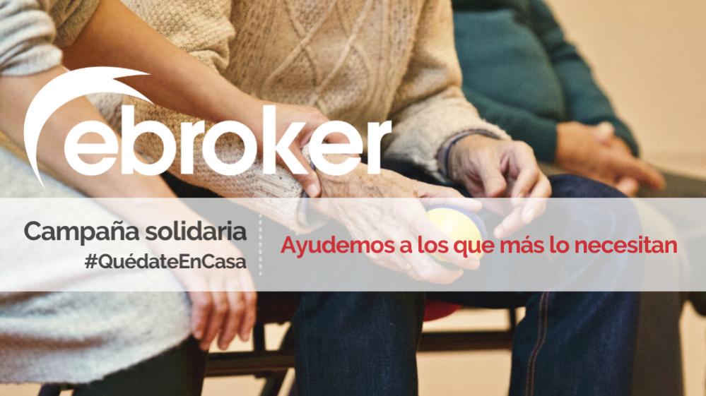 ebroker #QuedateEnCAsa noticias de seguros