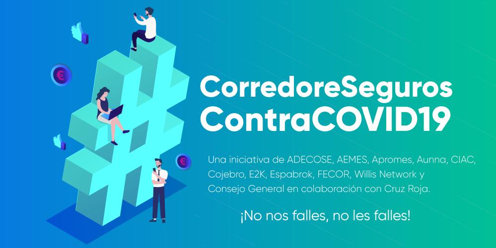 CorredoreSegurosContraCOVID-19 noticias de seguros