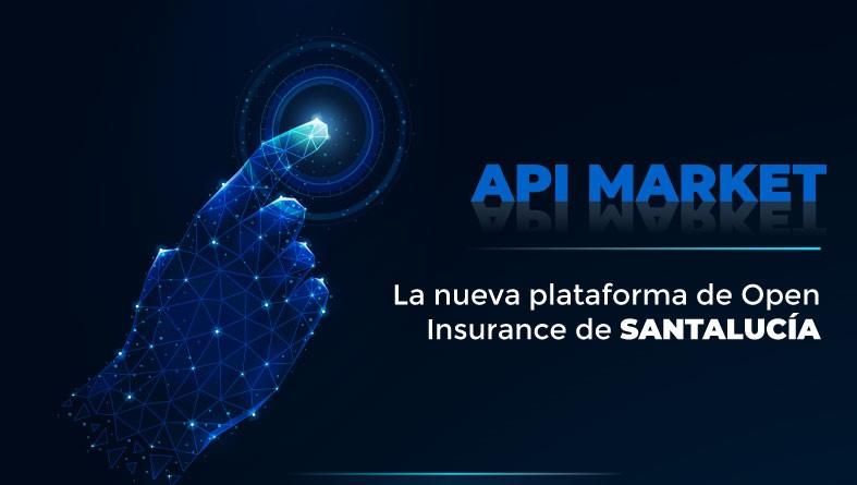 Santalucía API Market noticias de seguros