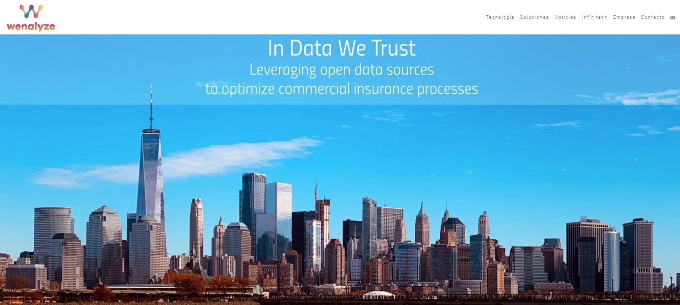 Wenalyze noticias de seguros