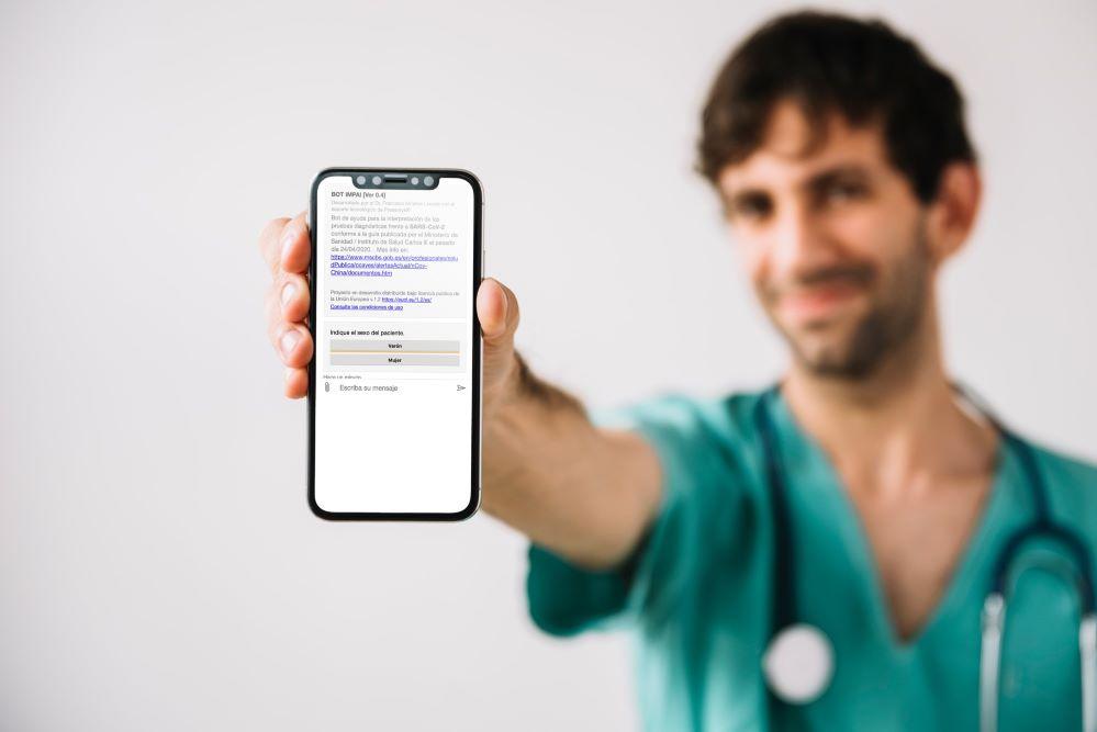 Asisa chatbot COVID-19 noticias de seguros
