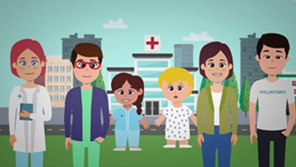 Fundación AXA Día del niño Hospitalizado noticias de seguros