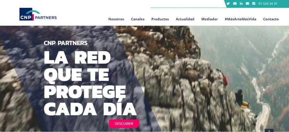 CNP Partners noticias de seguros