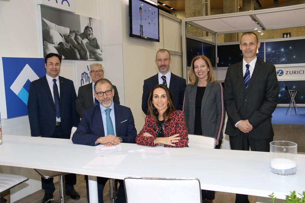 Unión Alcoyana acuerdo Colegio de Valencia noticias de seguros
