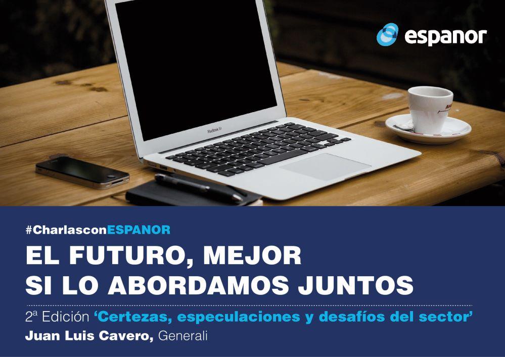 Espanor webinar #CharlasconEspanor noticias de seguros