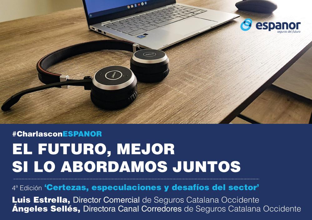 Charlas con Espanor Catalana Occidente noticias de seguros