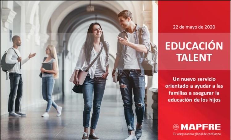 Mapfre Educación Talent noticias de seguros