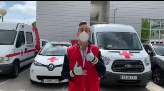 Cruz Roja #CorredoreSegurosContraCovid19