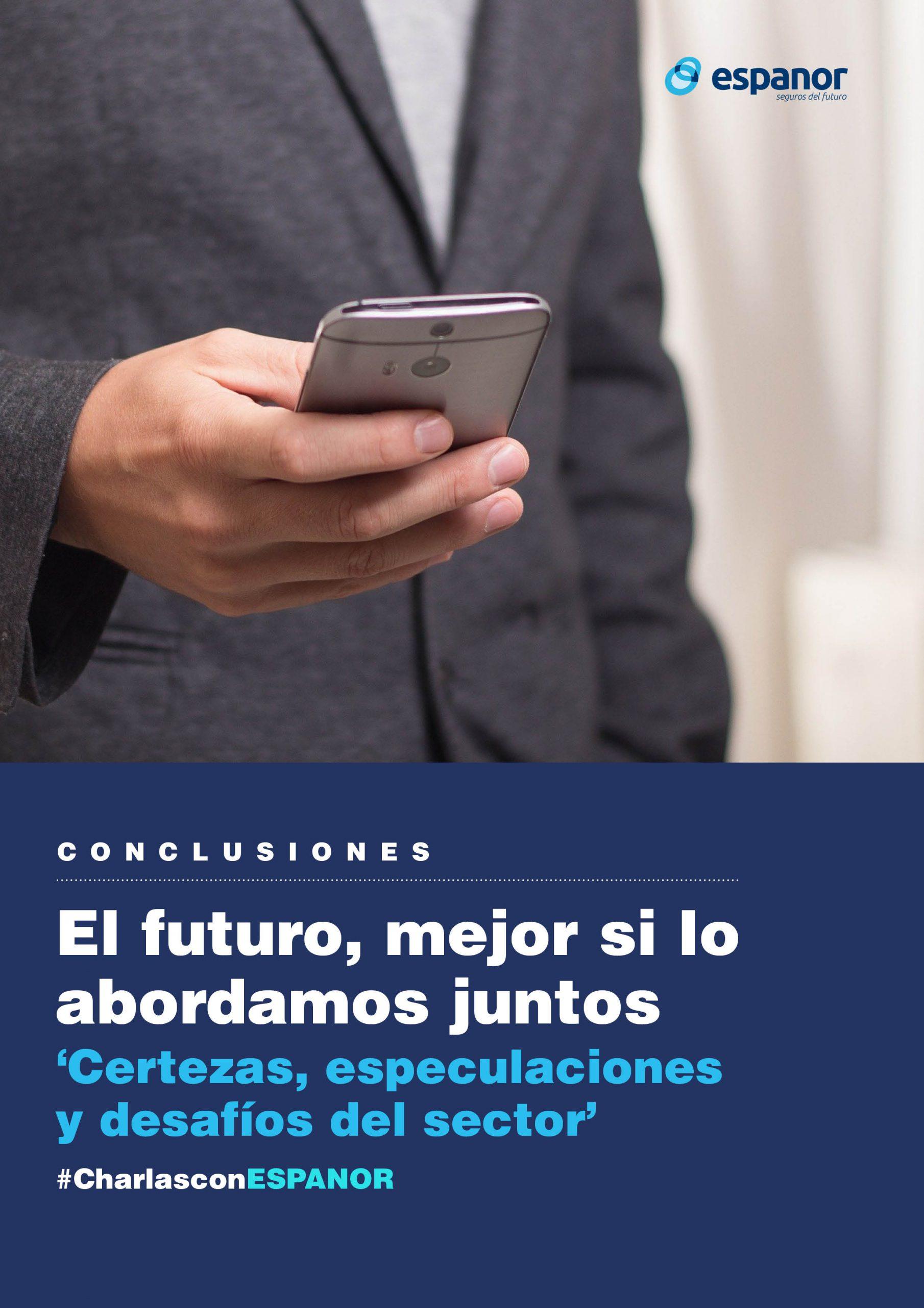 #CharlasconESPANOR noticias de seguros