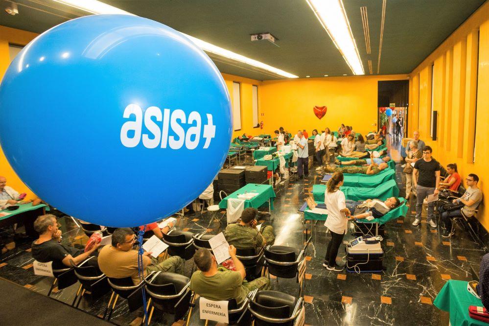 ASISA donación de sangre noticias de seguros