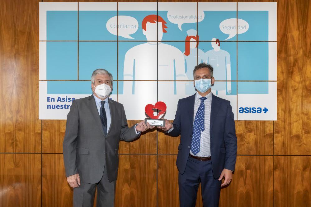 ASISA España e el corazón noticias de seguros