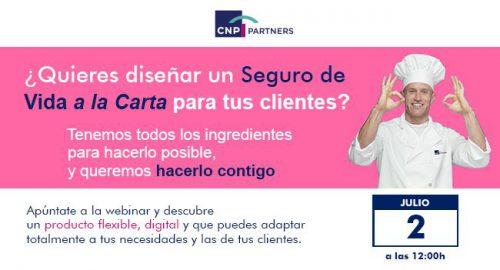 CNP PArtners webinar Avant2 noticias de seguros