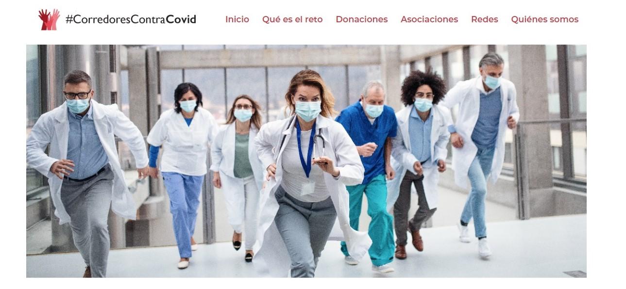 #CorredoresContraCovid noticias de seguros