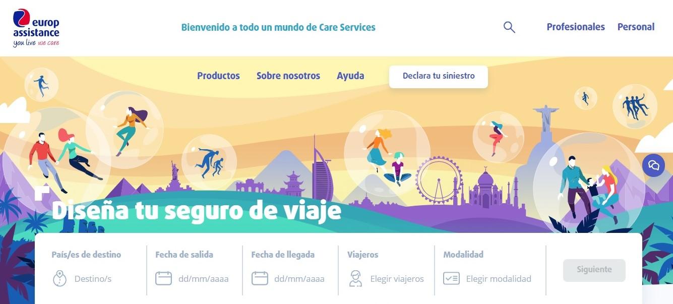 Europ Assistance Easy Rent noticias de seguros