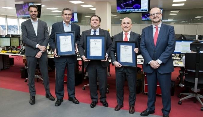 Mapfre certificados AENOR noticias de seguros
