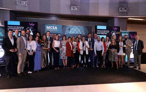 Premios #MCSA20 noticias de seguros