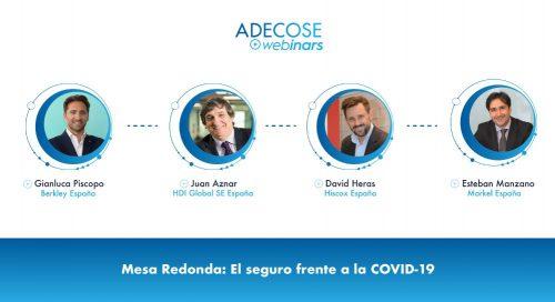 ADECOSE webinar noticias de seguros
