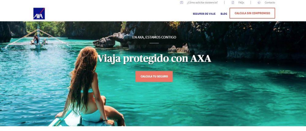 AXA Partners asistencias nueva web noticias de seguros