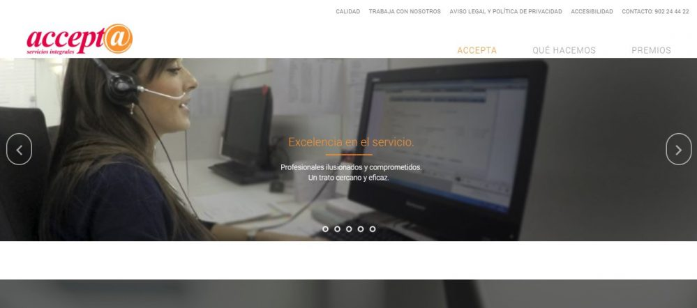 Accepta Contact Center noticias de seguros