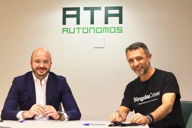 Singular Cover ATA autónomos noticias de seguros