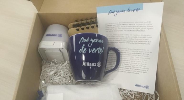 Allianz Banco de alimentos noticias de seguros