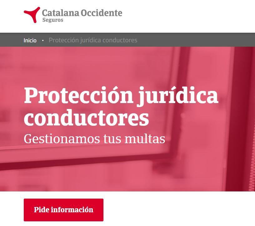 Catalana Occidente gestión de multas noticias de seguros
