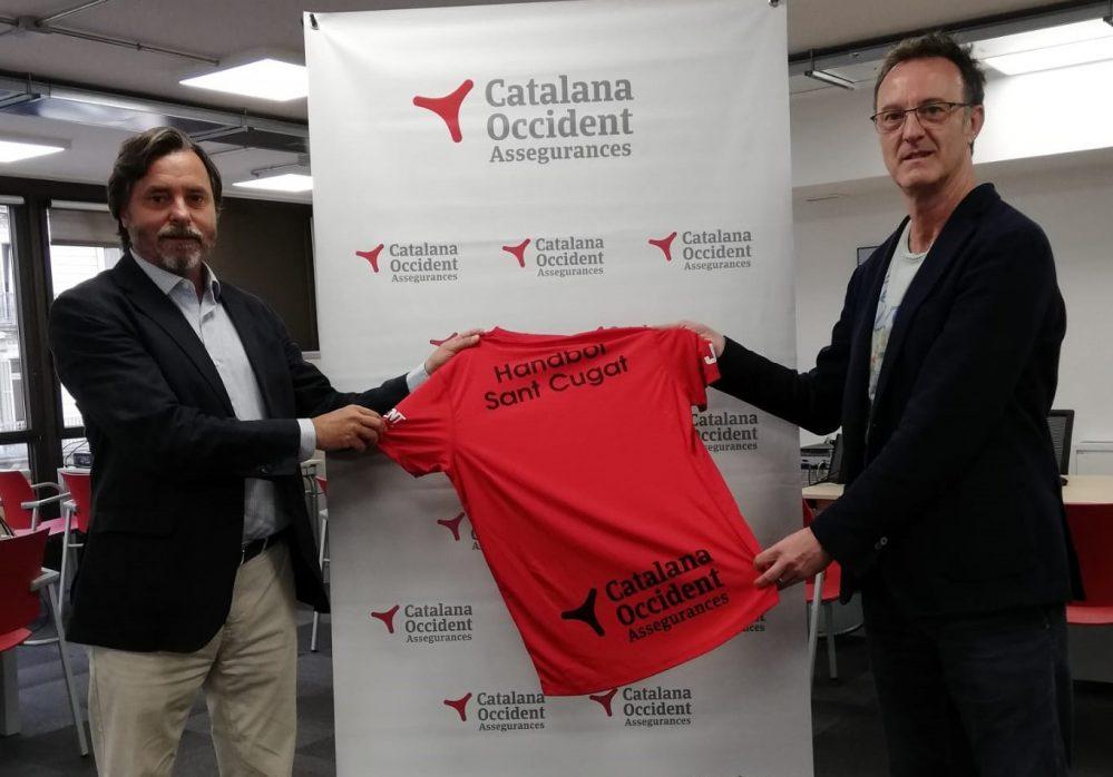 Catalana Occidente Handbol Sant Cugat oticias de seguros