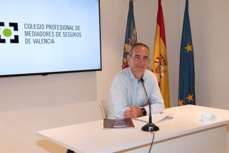 Colegio de Valencia webinar noticias de seguros