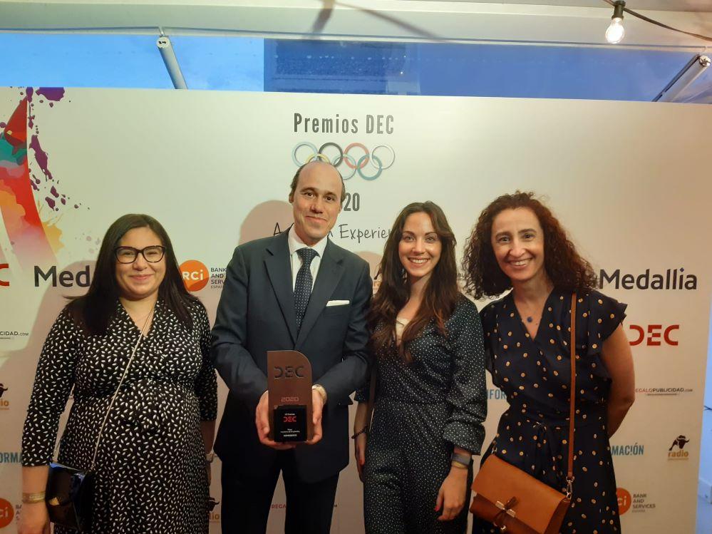 HomeServe Premios DEC noticias de seguros