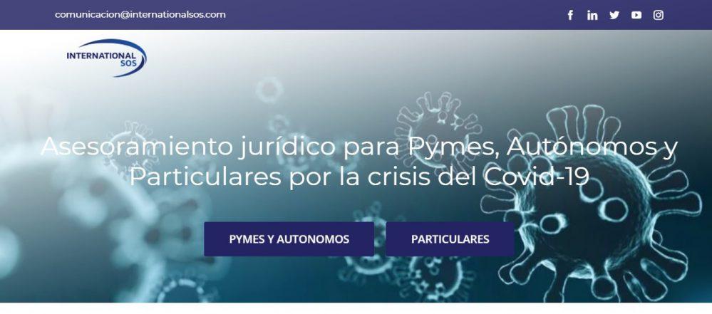 International SOS Seguros riesgos acuerdo KPMG noticias de seguros